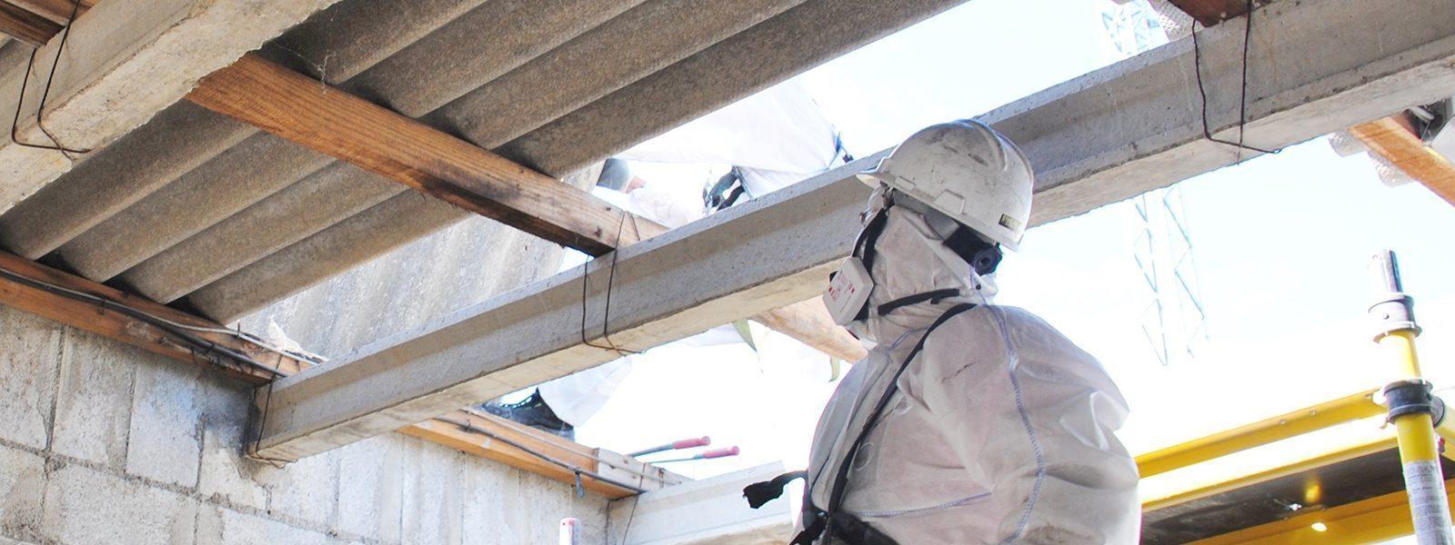 JW Demolition asbestos removal